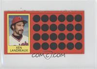 Ken Landreaux (Ball-Strike Indicator)