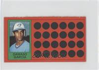 Damaso Garcia (Baseball Hat Offer!)