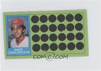 Dave Concepcion (Topps Super Sports Card Locker)