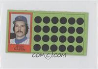 Jerry Martin (Ball-Strike Indicator)