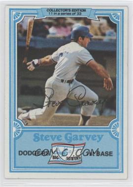 1981 Topps Drake's Big Hitters #11 - Steve Garvey