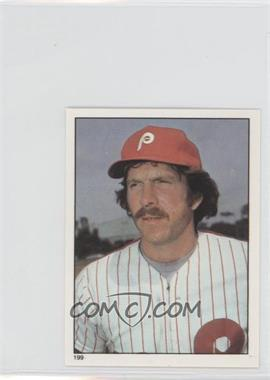 1981 Topps Stickers - [Base] #199 - Mike Schmidt