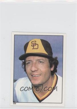 1981 Topps Stickers - [Base] #232 - Rick Wise