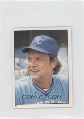 1981 Topps Stickers - [Base] #82 - George Brett