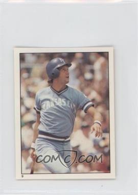 1981 Topps Stickers - [Base] #9 - George Brett