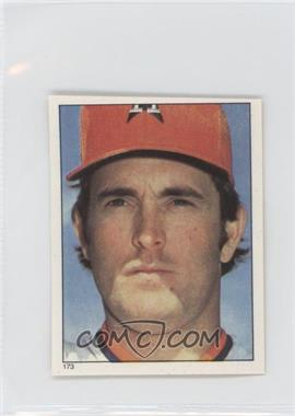 1981 Topps Stickers #173 - Nolan Ryan