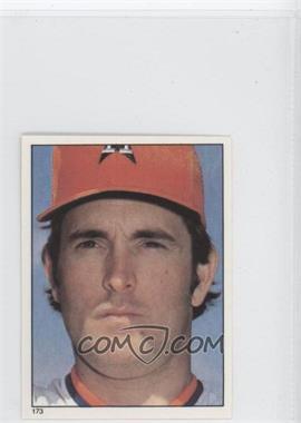 1981 Topps Stickers #173 - Nolan Ryan