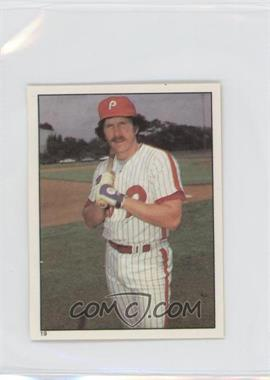 1981 Topps Stickers #19 - Mike Schmidt
