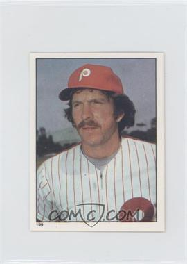 1981 Topps Stickers #199 - Mike Schmidt