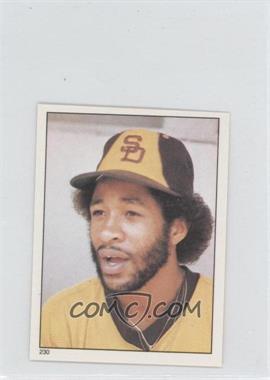 1981 Topps Stickers #230 - Ozzie Smith