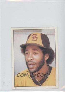 1981 Topps Stickers #230 - Ozzie Smith