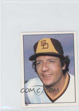 1981 Topps Stickers #232 - Rick Wise