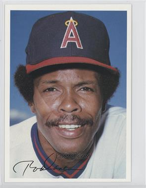1981 Topps Super Home Team #N/A - Rod Carew