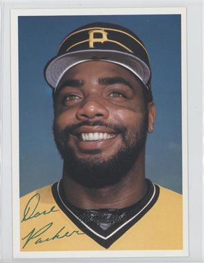 1981 Topps Super National #N/A - Dave Parker