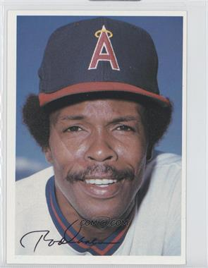 1981 Topps Super National #N/A - Rod Carew