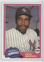 Dave Winfield [Excellent‑Mint]