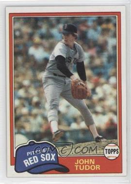 1981 Topps #14 - John Tudor