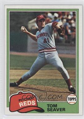 1981 Topps #220 - Tom Seaver