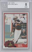 Ozzie Smith [BGS 8]