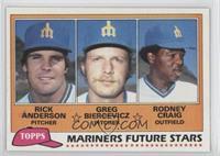 Rick Anderson, Rod Craig