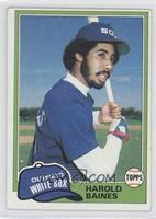 Harold Baines [Good to VG‑EX]