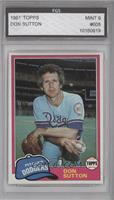 Don Sutton [ENCASED]