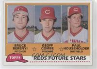 Bruce Berenyi, Geoff Combe, Paul Householder