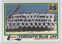 Toronto Blue Jays Team