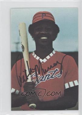 1981 Valley National Bank Phoenix Giants - [Base] #24 - Rich Murray