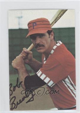 1981 Valley National Bank Phoenix Giants - [Base] #4 - Bob Brenly