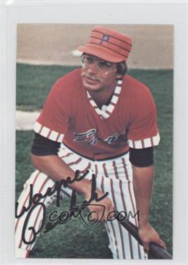 1981 Valley National Bank Phoenix Giants #19 - Wayne Pechek