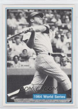 1982 ASA The Mickey Mantle Story - [Base] #50 - Mickey Mantle