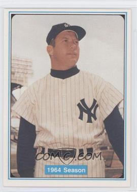 1982 ASA The Mickey Mantle Story - [Base] #52 - Mickey Mantle