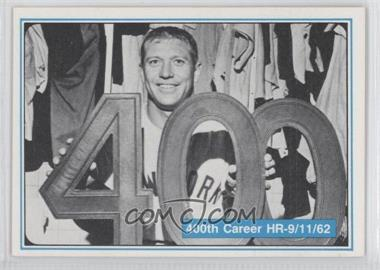 1982 ASA The Mickey Mantle Story #46 - Mickey Mantle