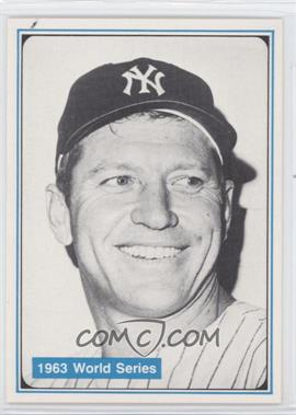 1982 ASA The Mickey Mantle Story #49 - Mickey Mantle
