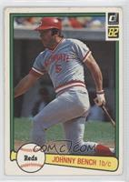 Johnny Bench [Poor to Fair]