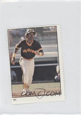 1982 Fleer Stamps #101 - [Missing]