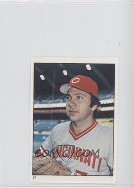 1982 Fleer Stamps #17 - Johnny Bench