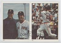Ted Williams & Carl Yastrzemski, Kirk Gibson
