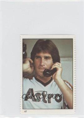 1982 Fleer Stamps #47 - Joe Sambito
