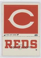 Cincinnati Reds logo (hat logo)