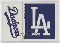 Los Angeles Dodgers logo (hat logo)