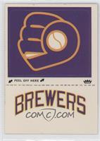 Milwaukee Brewers logo (hat logo)