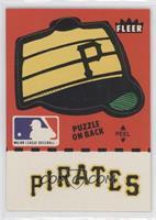 Pittsburgh Pirates logo (hat)