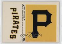 Pittsburgh Pirates Hat Emblem