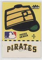 Pittsburgh Pirates Hat (Puzzle on Back)
