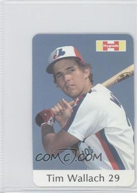 1982 Hygrade Meats Montreal Expos - [Base] #29 - Tim Wallach