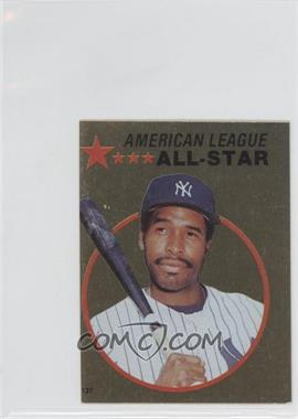 1982 O-Pee-Chee Album Stickers - [Base] #137 - Dave Winfield