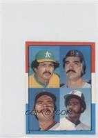 Tony Armas, Dwight Evans, Bobby Grich, Eddie Murray