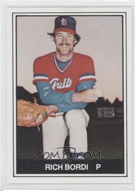 1982 TCMA Minor League - [Base] #213 - Rich Bordi